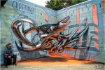 The first festival of graffiti artists will be held in Zelenograd