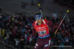 Biathlete Matvey Eliseev started in the Olympic season