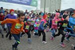 The traditional international half-marathon passed in Zelenograd