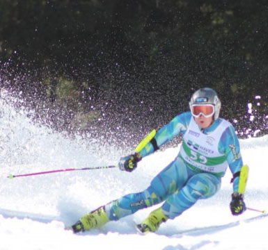 MIET Student Among the Juniors Para-Skiing World Championship Winners