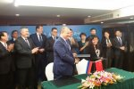 Zelenograd and Beijing signed a cooperation agreement