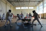Tournament on fencing on rapiers named Vasily Pakhomov was held in Zelenograd